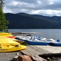 Lost Lake Resort and Campground.- Escape to Mount Hood's 17 Best Campgrounds