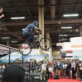 Mid-day shenanigans with Jeremy van Schoonhoven at Interbike 2015.- Interbike 2015 Review