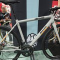 Bianchi Allroad gravel bike, ready for diverse exploration.- Interbike 2015 Review
