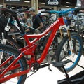 """Jamis's Defcon 1 with 27.5 x 2.25"""" tires and 160mm of suspension travel.- Interbike 2015 Review"""