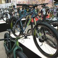 """Jamis's Dragonslayer is built for off-road exploration with durable 3"""" tires and a steel frame.- Interbike 2015 Review"""