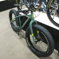 """Jamis Roughneck fatbike with 26 x 4.5"""" tires.- Interbike 2015 Review"""