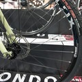 Masi Giramondo gravel bike with a steel frame and a $1,089 customer-friendly price tag.- Interbike 2015 Review