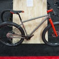 """Marin Pine Mountain 1 with a steel frame and 27.5 x 2.9"""" tires.- Interbike 2015 Review"""