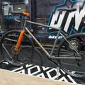Marin Four Corners Elite gravel bike. Tour ready!- Interbike 2015 Review