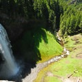 286-foot Salt Creek Falls.- 10 Epic Adventures at Waldo Lake