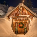 The Clair Tappaan Lodge.- California Winter Adventures Beyond the Ski Slopes