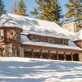 Hellman-Ehrman Mansion along the Orange Trail in Sugar Pine Point State Park.- California Winter Adventures Beyond the Ski Slopes
