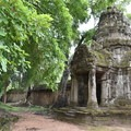 Preah Khan outer wall trail.- A Guide to Exploring Angkor Archaeological Park
