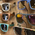 The traditional lineup of glasses by Proof Eyewear, based in Boise, Idaho.- 2016 Outdoor Retailer Winter Market Review