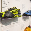 Dynafit's new line of men's trail runners.- 2016 Outdoor Retailer Winter Market Review