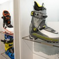 Dynafit's new ultra lightweight touring TLT7 boot weighs in at 1,010 grams.- 2016 Outdoor Retailer Winter Market Review