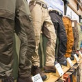 Fjallraven's line of men's hiking/all-utility pants.- 2016 Outdoor Retailer Winter Market Review