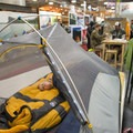 Big Agnes and GoalZero tent/lighting system collaboration.- 2016 Outdoor Retailer Winter Market Review