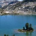 Eagle Cap Wilderness: Glacier Lake.- National Wilderness Preservation System