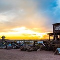 Sunset over Goldfield.- 3-day Itinerary for Mesa, Arizona