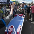 U.S. Outdoor brings the games at the 2016 Summer Solstice Block Party.- 2016 Summer Solstice Block Party Recap