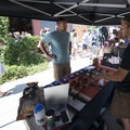Zeal Optic's Ryan Riggins shows off their latest eyewear.- Annual Mile High Summer Shindig Recap