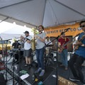 Modern Leisure takes the stage.- Annual Mile High Summer Shindig Recap