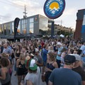 The evening crowd at the annual Mile High Summer Shindig in Denver, Colorado.- Annual Mile High Summer Shindig Recap