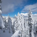 Broken Top from the Todd Lake ridge.- Welcome Winter with an Avalanche Awareness Course