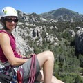 Climbing at City of Rocks.- Finding Community in Climbing with Women