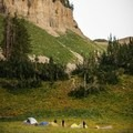 Aspen Loop Trail on Utah's Mount Timpanogos.- Tips for Leading Beginners into the Great Outdoors