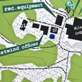 Map of Camp Westwind.- OutdoorProject.org Partners with Westwind Stewardship Group