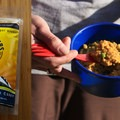 Founder Stacie Murray's signature meal: Murray's Hurried Curry.- Hungry Hikers Partners with Outdoor Project