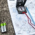 1. Navigation: GPS, extra batteries, compass, pencil, and topo map.- The 10 Essentials for Outdoor Adventure Safety