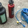 9. Hydration: insulated bottles, iodine tablets, and a hydration bladder.- The 10 Essentials for Outdoor Adventure Safety