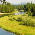LaPine State Park, Oregon.- State and County Parks and Forests