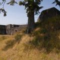 Battery at Fort Stevens.- Columbia River Harbor Defense System