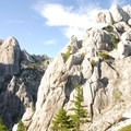 Castle Crags State Park, California.- State and County Parks and Forests