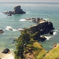Ecola State Park, Oregon.- State and County Parks and Forests