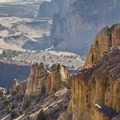 Smith Rock State Park, Oregon.- State and County Parks and Forests