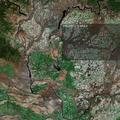 Channeled Scablands in eastern Washington- Missoula Floods