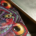 Emek artist topsheet.- Deviation Skis Partners With Outdoor Project