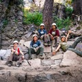 Women are taught the leadership and engineering skills needed to build trails during the day, and at night, there's a campfire discussion focus on soft skills like emotional intelligence and conflict resolution.- The New Face of Stewardship: Agnes Vianzon + Eastern Sierra Conservation Corps