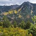 Kessler Peak from Circle All Peak.- 3-Day Itinerary for Big Cottonwood Canyon