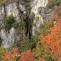 Unfortunately, some waterfalls are dry or run low by autumn, but they always make a great combo.- How to Photograph Autumn Colors