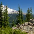 - Burnt Lake + Zigzag Mountain