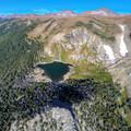 - Saint Mary's Glacier + Saint Mary's Lake