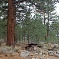 - Buckeye Campground