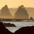 - Olympic South Coast Wilderness Trail, La Push to Hoh River