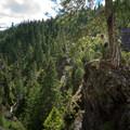 - Shangri-La (Dinah-Mo) Falls Hike