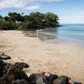 - Mau'umae Beach