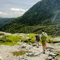 - Mount Mansfield via Hell Brook + Long Trails