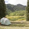 - Priest Lake Campground