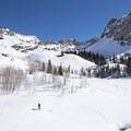 - Lake Blanche Snowshoe